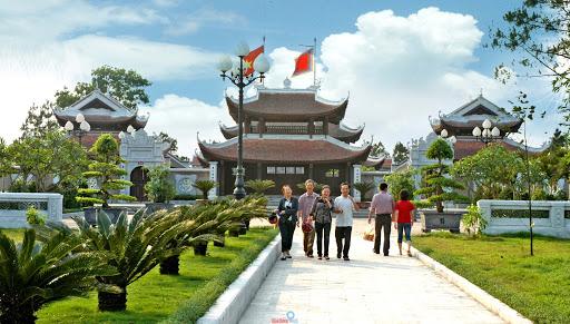 Đền thờ Hoàng đế Quang Trung