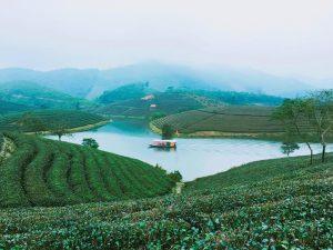 Doi che Thanh chuong