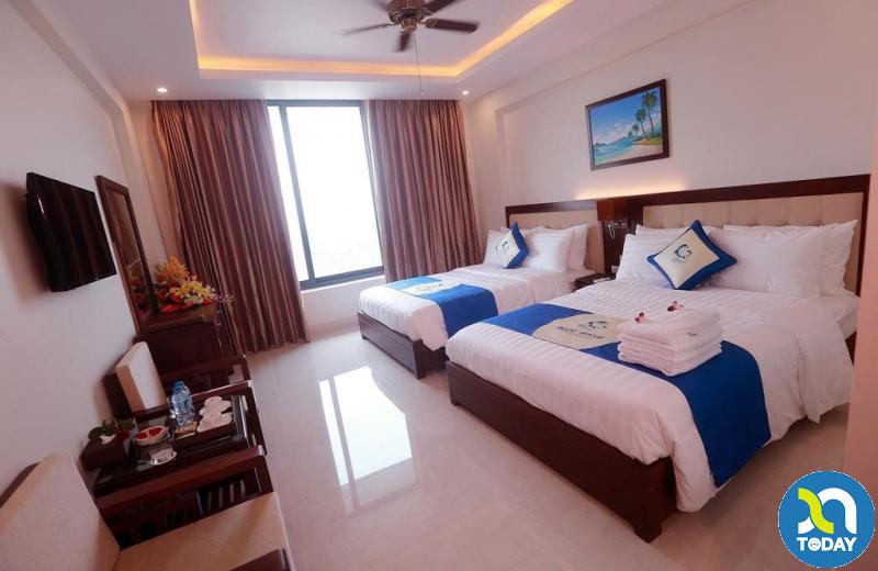 khach-san-blue-wave-khách sạn tốt nhất Nghệ An