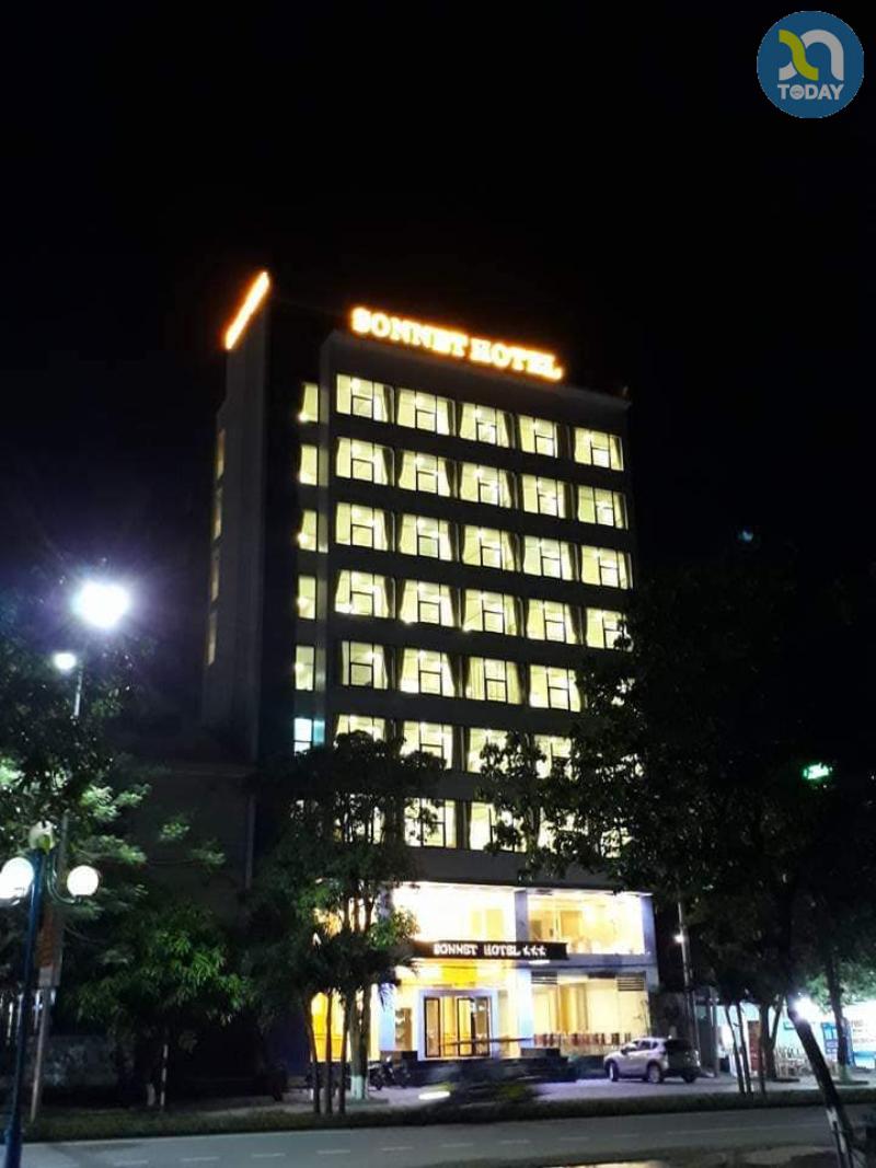 Khách sạn SonNet Cửa Lò - khach san tot nhat Nghe An