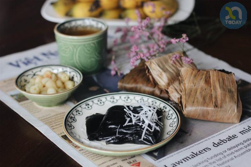 Món ăn đặc sản Nghệ An - Bánh gai Xứ Dừa