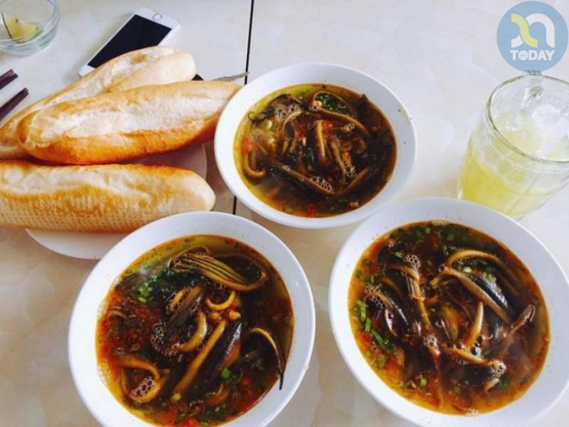 Món ăn đặc sản Nghệ An - Cháo Lươn