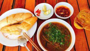 Soup lươn Nghệ An
