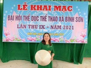 ĐHTDTT xa Binh Son