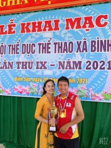 Đại hội TDTT xã Bình Sơn