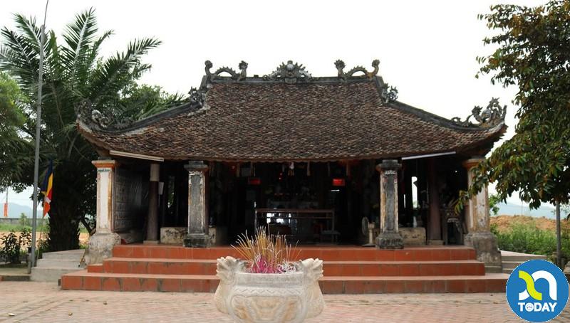 Chùa Bà Bụt - Chùa ở Nghệ An