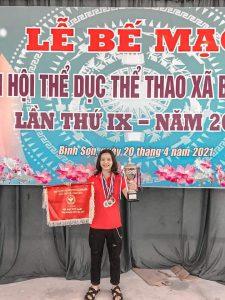 DH TDTT Binh Son