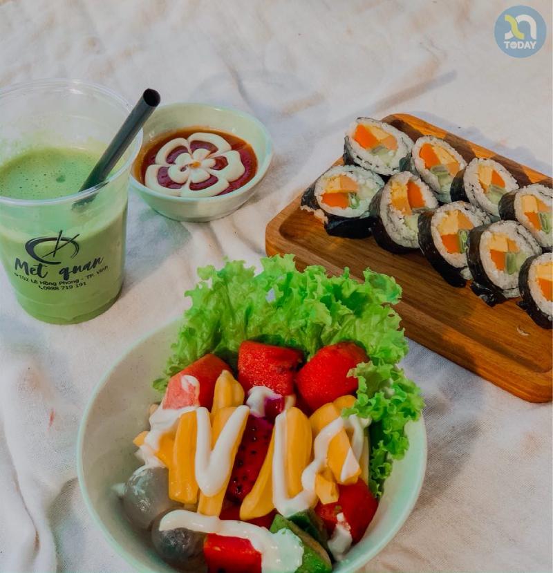 Quán mẹt - ẩm thực Nghệ An2
