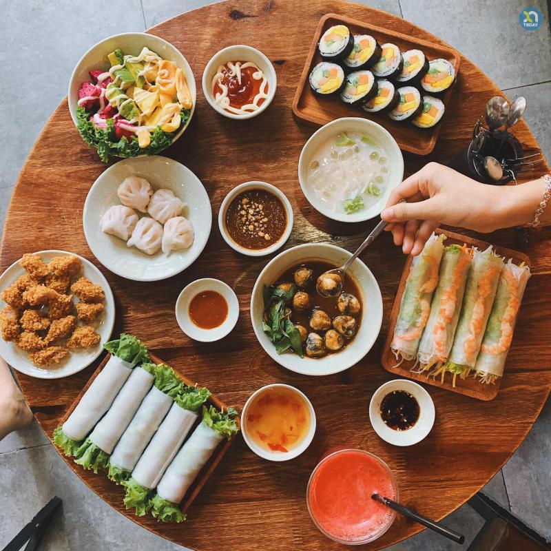 Mẹt Quán ẩm thực Nghệ An