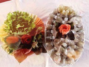 món đặc sản nhà hàng Bến Xưa