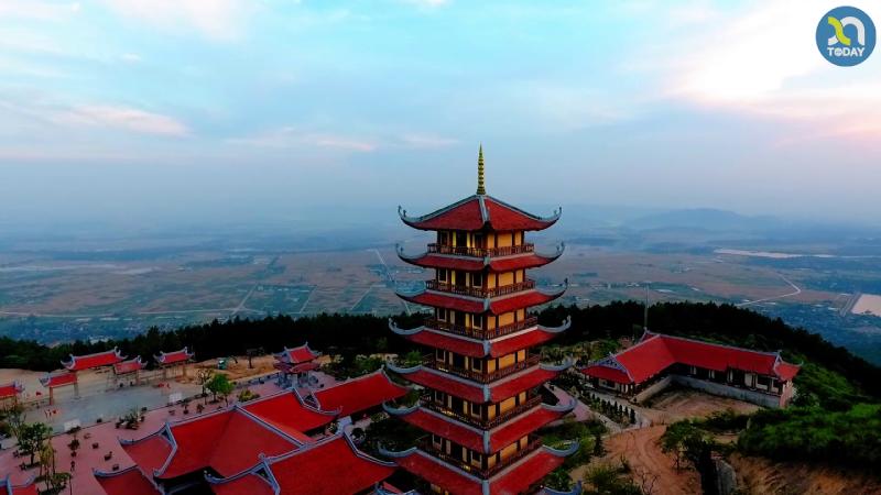 Chùa Nghệ An - Chua Dai Tue