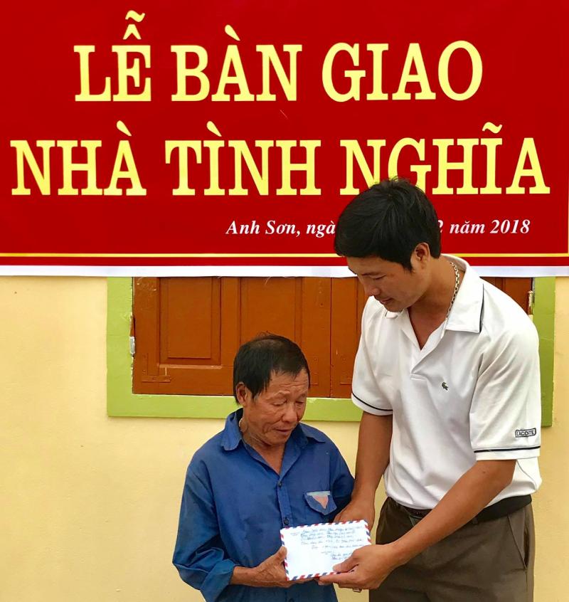 Nguyễn Thành Trung người cán bộ của dân