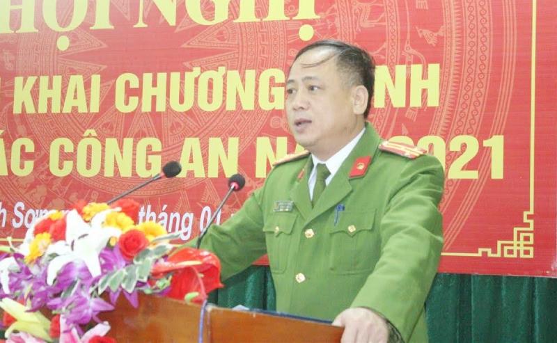Thượng tá Nguyễn Hồng Tuyến