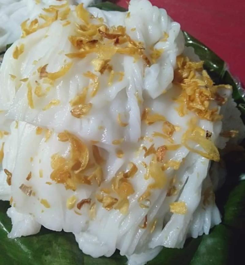 Bánh mướt Xứ Nghệ