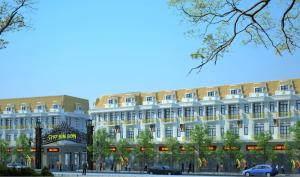 Chợ mới Kim Sơn