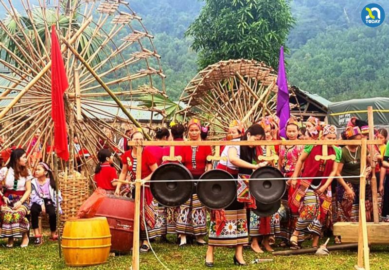 Chợ phiên Mường Chon - Du lịch Con Cuông