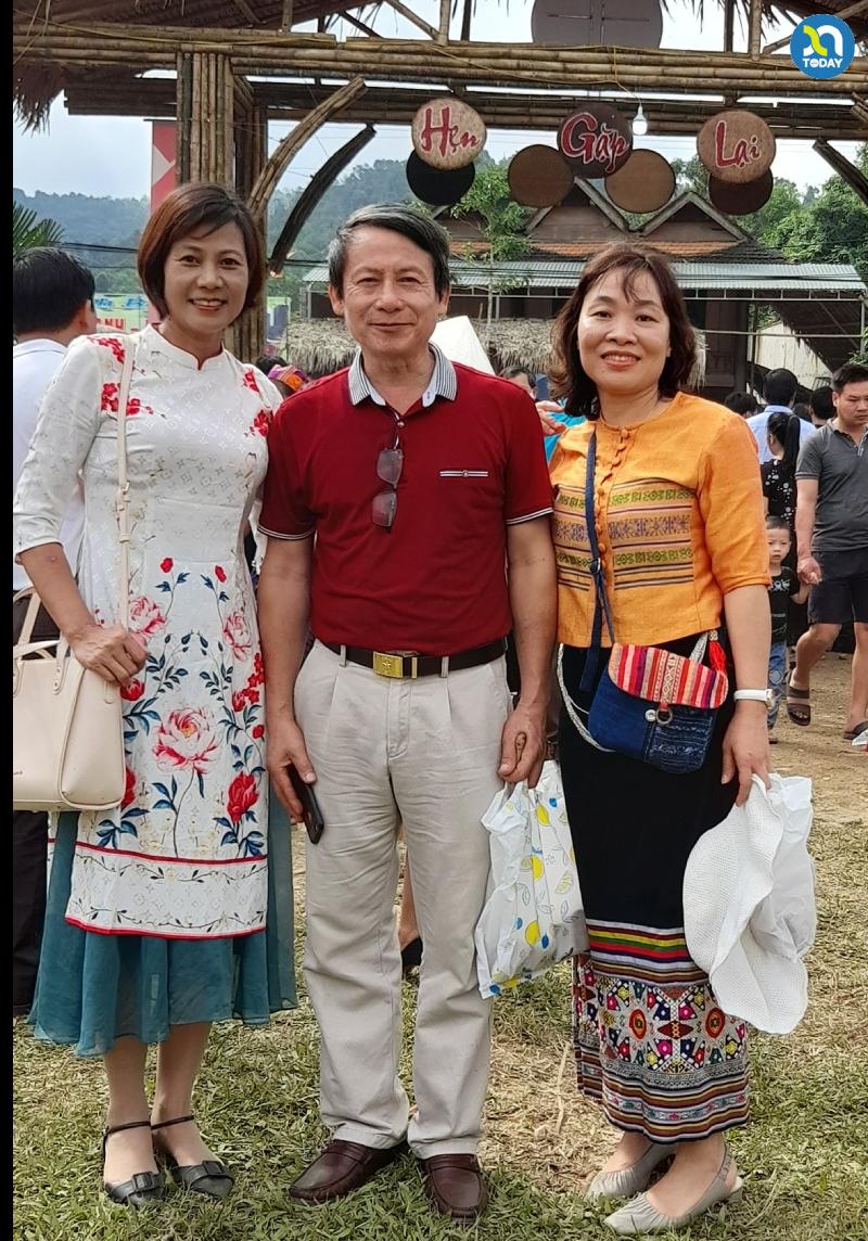 Chợ phiên Mường Chon