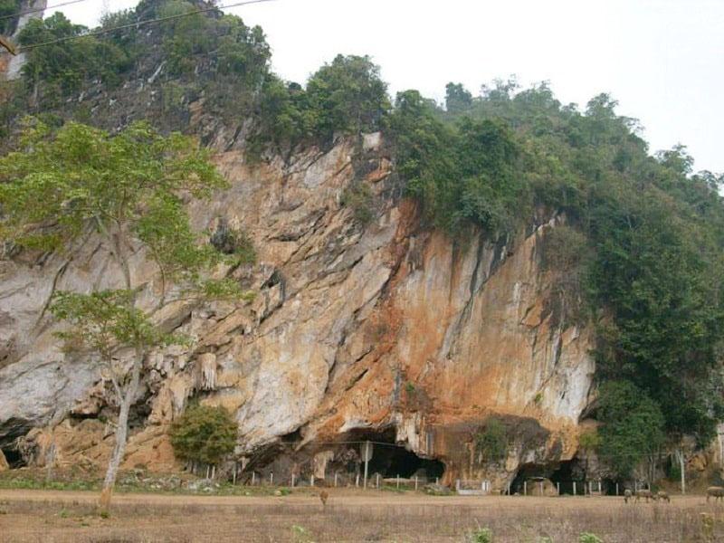 Hang Bua kỳ quan thiên nhiên ở miền Tây xứ Nghệ