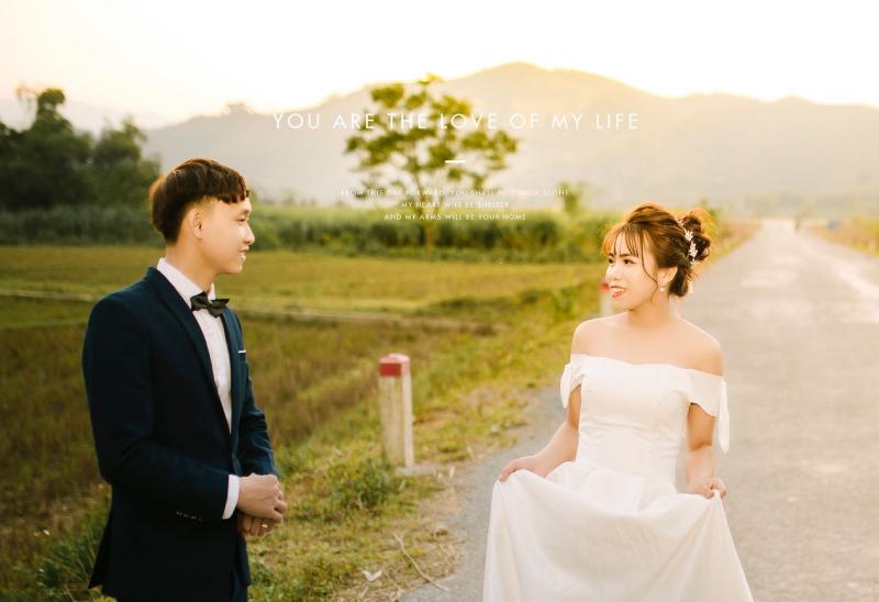 Studio ở Anh Sơn Cốm Wedding