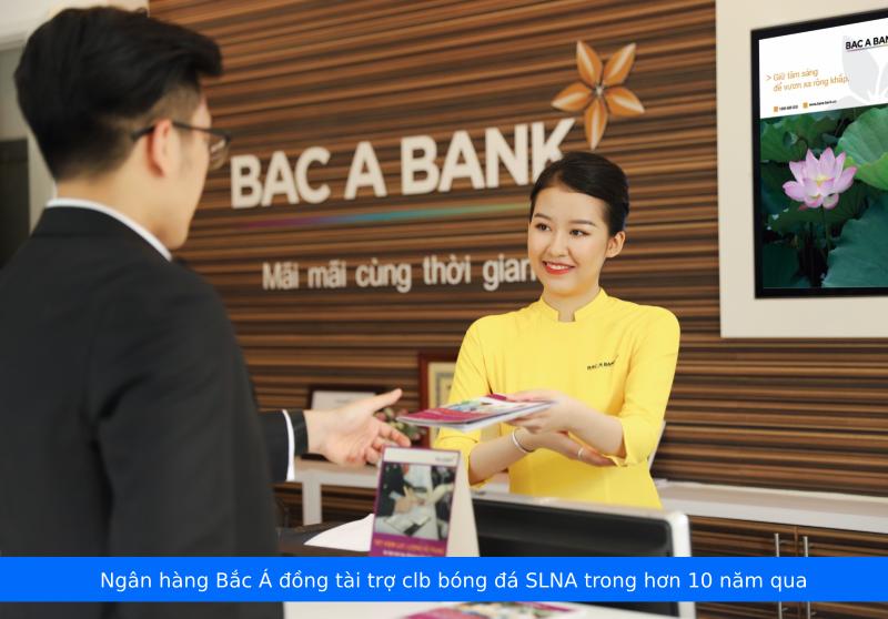 clb bóng đá SLNA - ngân hàng Bắc Á