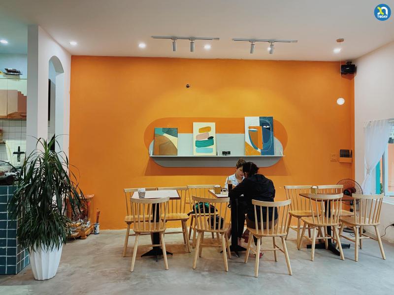 quán cafe đẹp ở vinh L.E.E Coffee & Tea