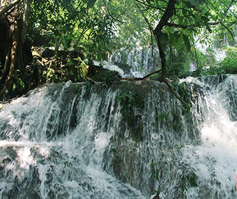 thác Vình Tân Kỳ Nghê An