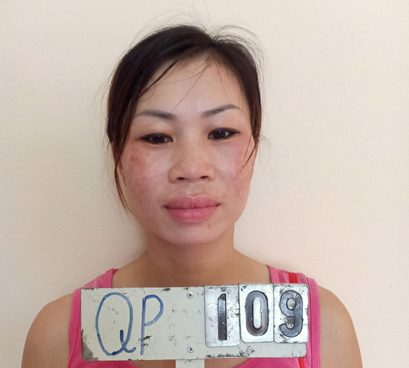 Tình nhân trùm bán lẻ ma túy Lữ Thị Hợi
