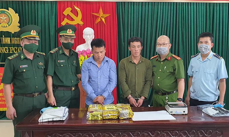 Đường dây mua bán ma túy trái phép từ Lào về Việt Nam