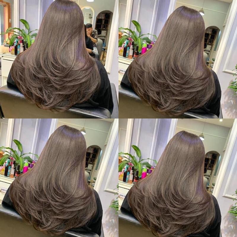 Ali Vip Salon salon làm tóc Nữ đẹp ở Vinh