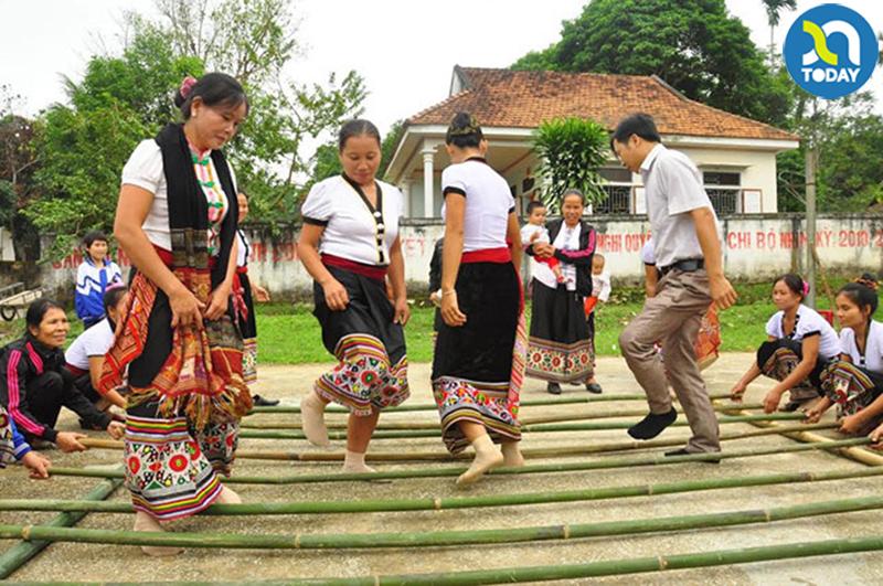 Du lịch cộng đồng bản Nưa Du lịch Con Cuông