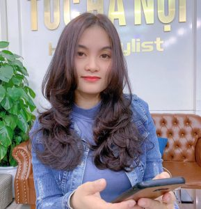 salon làm tóc Nữ đẹp ở Vinh