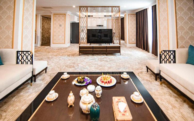 Mường Thanh Phương Đông Khách sạn đạt chuẩn 4 sao ở Vinh
