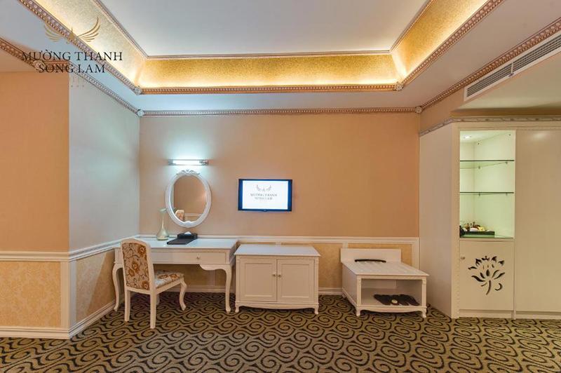 Mường Thanh Sông Lam Khách sạn đạt chuẩn 5 sao ở Vinh