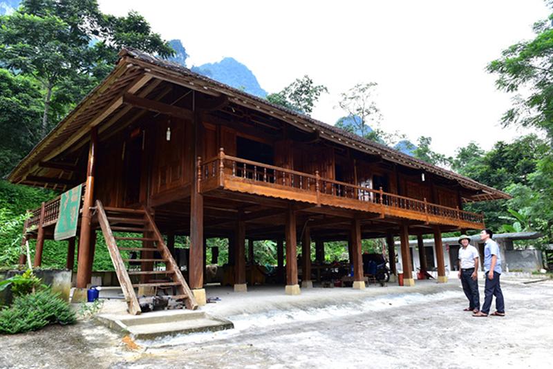 Homestay Du lịch cộng đồng rừng quốc gia Pù Mát