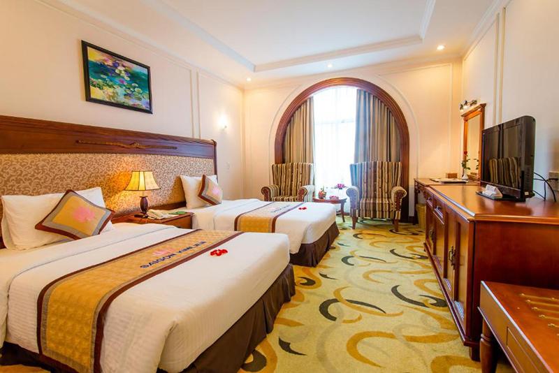 Sài gòn Kim Liên Khách sạn đạt chuẩn 4 sao ở Vinh