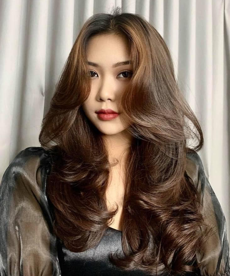 Sáng Tạo Hair Stylist salon làm tóc Nữ đẹp ở Vinh 1
