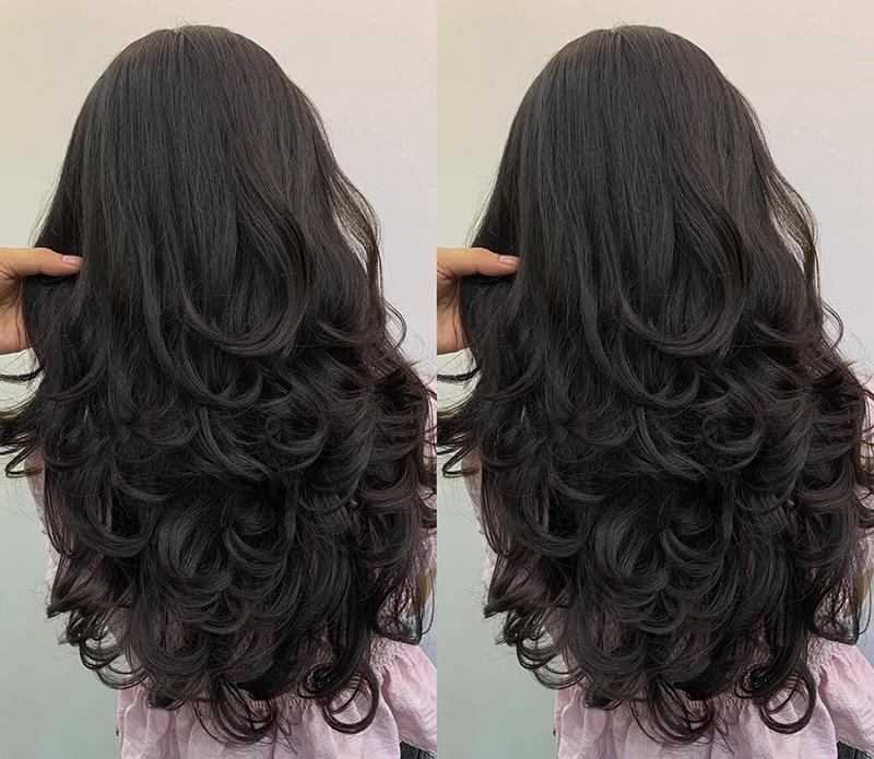 Siêu Thị Tóc Anh Tuấn salon làm tóc Nữ đẹp ở Vinh 1