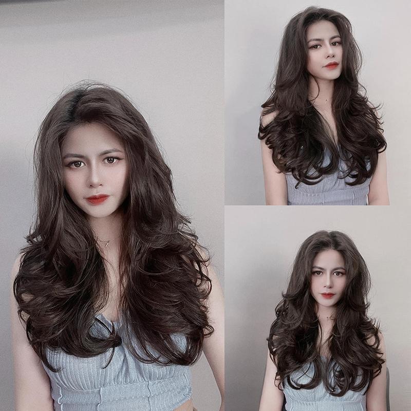 Siêu Thị Tóc Anh Tuấn alon làm tóc Nữ đẹp ở Vinh