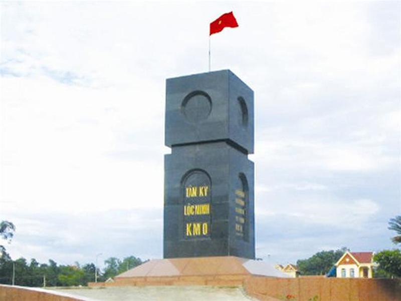 Km số 0 Đường mòn Hồ Chí Minh