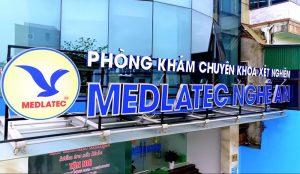 Medlatec Nghệ An lấy mẫu xét nghiệm tại nhà