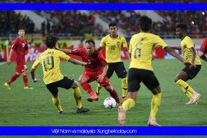 Xem trực tiếp Việt Nam vs Malaysia