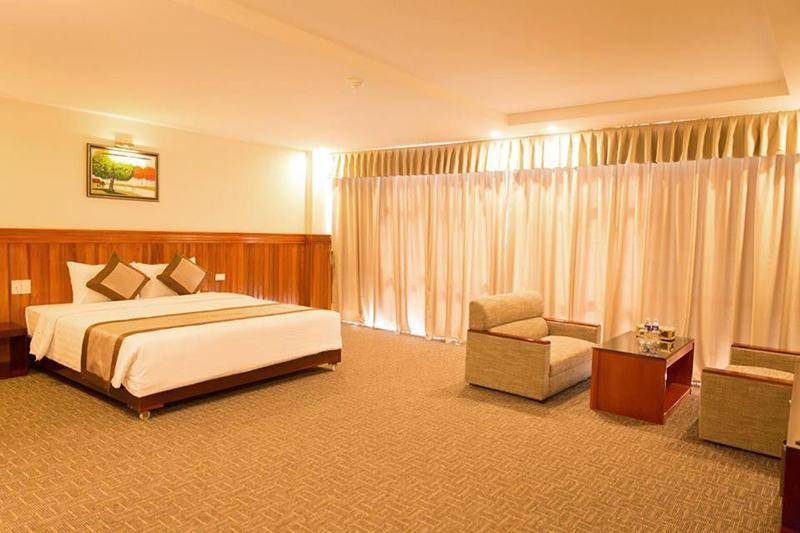 vinh palaza hotel Khách sạn đạt chuẩn 4 sao ở Vinh