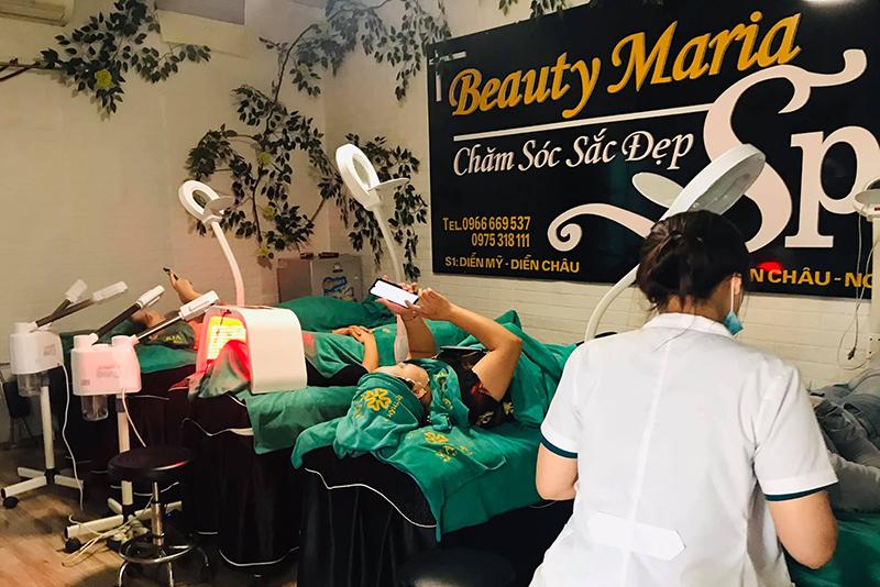 Beauty Maria Spa Diễn Châu