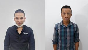 Công an huyện Anh Sơn bắt giữ đối tượng cá độ bóng đá qua mạng internet