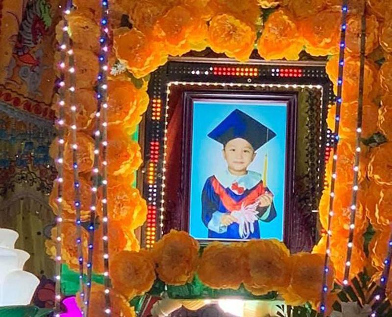 Gia cảnh 3 anh em thương vong tại Bình Phước di ảnh