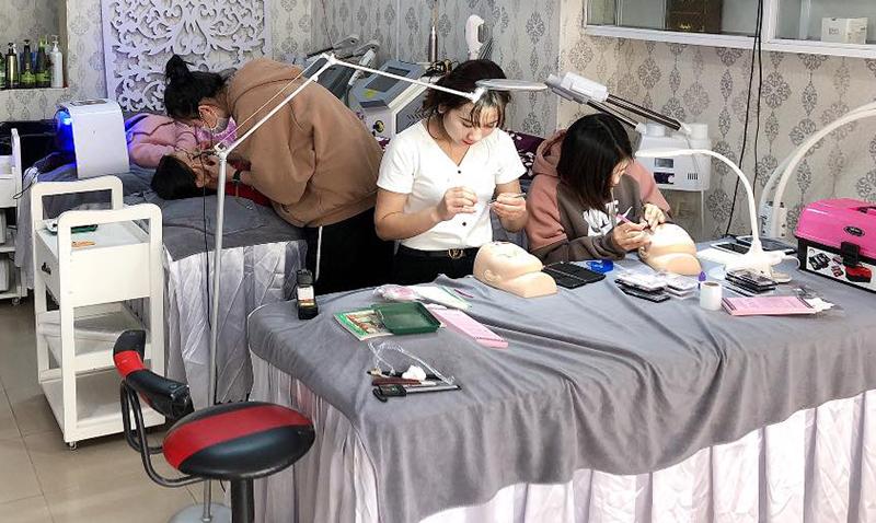 Thuý Hằng Spa làm đẹp uy tín tại Diễn Châu
