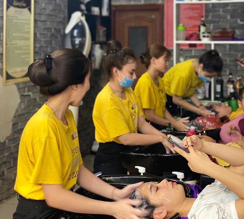 Viện tóc & spa Khánh Hoàn spa làm đẹp uy tín tại Diễn Châu