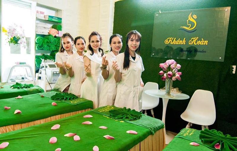 Viện tóc & spa Khánh Hoàn tại Diễn Châu
