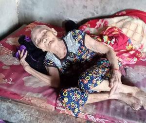 người mẹ liệt sỹ 103 tuổi ở Tân Kỳ