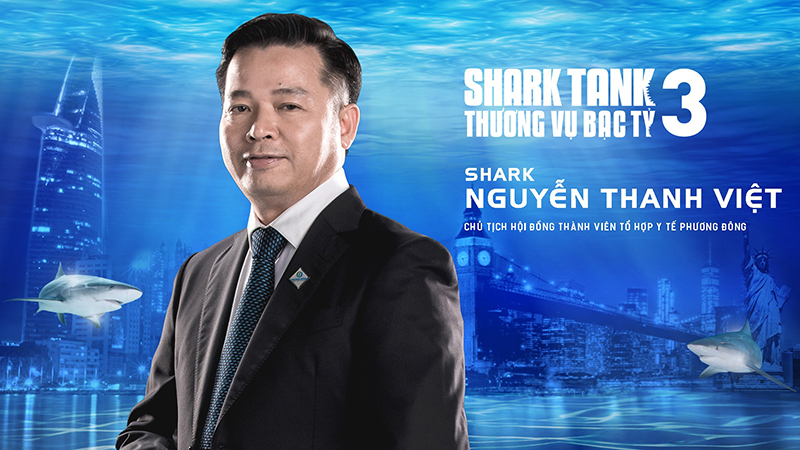 quê Shark Việt - Shark Nguyễn Thanh Việt ở đâu